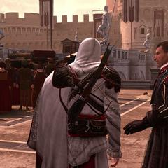 马基亚维利提醒埃齐奥他的任务