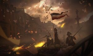 French Revolution concept