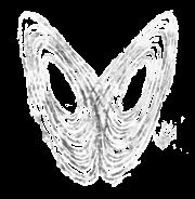 Glyphe-Attracteur de Lorenz