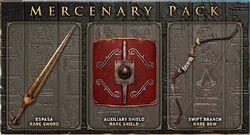 Mercenary Pack english