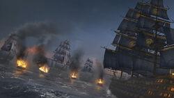 ACRG-Ship battle