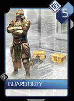 ACR Guard Duty
