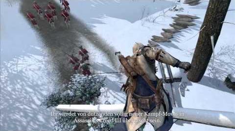 Assassin's Creed 3 - Offizieller AnvilNext Trailer DE