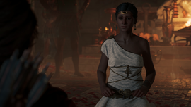 Consulting a Ghost - Asking the Oracle - Assassins Creed Odyssey