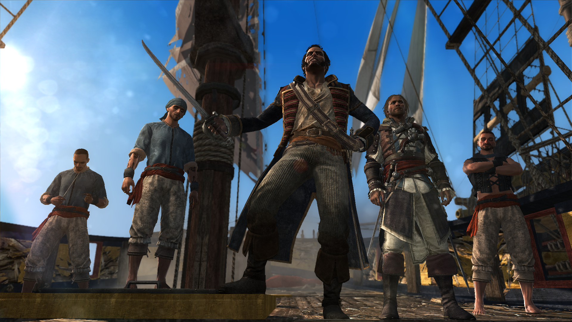 Ac4 black flag prizes and plunder pirates