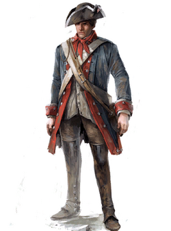 AC3 Continental Army Database Image