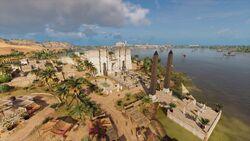 ACO Temple of Sekhmet