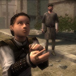 玛利亚告诉布沙尔关于阿泰尔的信息