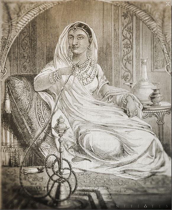 husband of rani laxmi bai