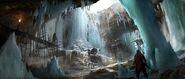 ACRO grotte glace concept