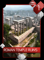 ACR Roman Temple Ruins