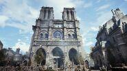 ACU Cathédrale de Notre Dame de Paris