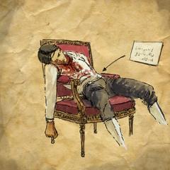 Le corps de Laurent Doré