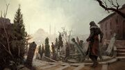 Backstreets of Constantinople by Gilles Beloeil