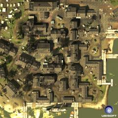 查爾斯鎮平面圖