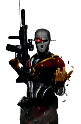 Deadshot Render