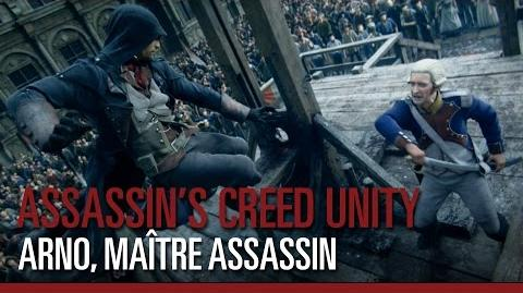 Assassin's Creed Unity - Arno, Maître Assassin - Trailer cinématique-0