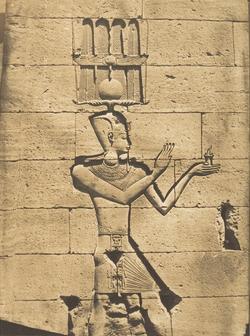 DTAE Ptolemy Caesarion - Bas-relief