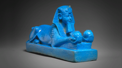 DTAE Sphinx of Amenhotep III