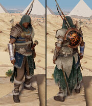 Dress of the Coastal Realm outfit