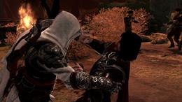 אציו וצ'זארה נלחמים בויינה
