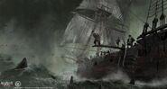 ACIV Pirates Planche concept