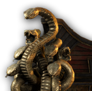 ACOD Serpent Figurehead