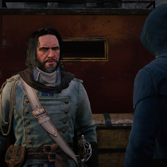 贝莱克把革命极端分子的事告诉亚诺