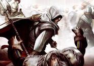 Ezio soldats