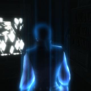 Ezio vindt de geheime kamer.