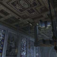"""""""我喜欢这儿的天花板""""——瑞贝卡·克瑞恩"""