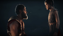 The Big Break - Nikolaos and Kassandra - Assassins Creed Odyssey