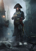 ACU Napoleon Dead Kings Promotional Art