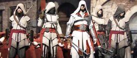 Assassinen in Brotherhood