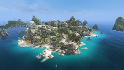 ACIV Sacrifice Island