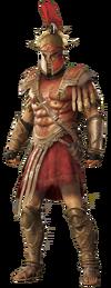 ACOD DT Alexios Spartan War Hero render