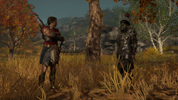 ACOD LotFB Protector of Persia - Kassandra Confront Pactyas