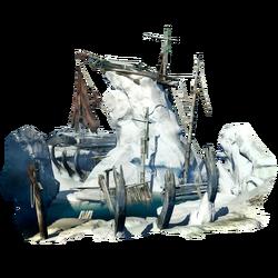 ACRGDB - HMS Sapphire shipwreck