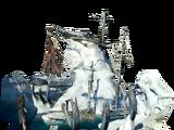 Database: HMS Sapphire shipwreck