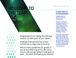 Abstergo Entertainment passeport page02