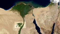 DTAE The Nile - Lake Moeris Location