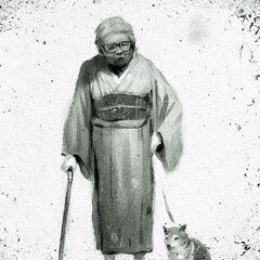 望月纱子<br />(1935 – )
