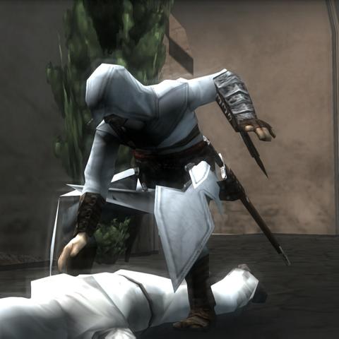 阿泰尔刺杀神父