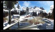 ACRG Snow Environment 4 - Concept Art