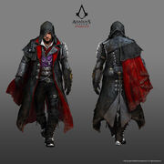ACS Jacob Frye Baron Jordane's Finery Outfit - Concept Art