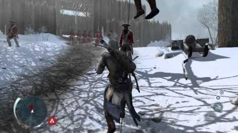 Assassin's Creed 3 - Demo Gameplay E3 - Frontiera