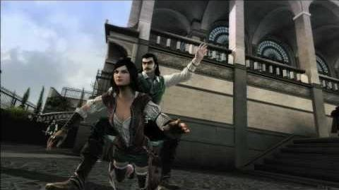 Assassin's Creed Brotherhood - Multiplayer Beta trailer