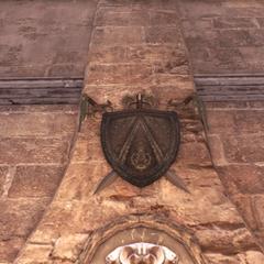 罗马雇佣兵协会赠与Ezio的徽章。
