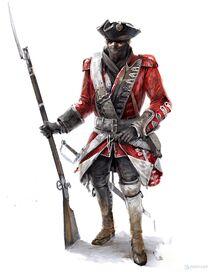 ACIII Redcoat concept