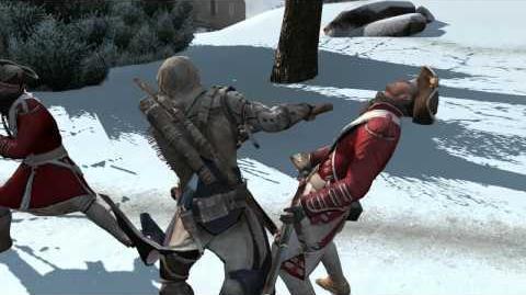 Assassin's Creed 3 - Offizieller Waffen & Kampf-Trailer DE